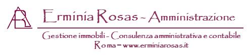 E. Rosas - Gestione Immobili - Consulenza amministrativa contabile